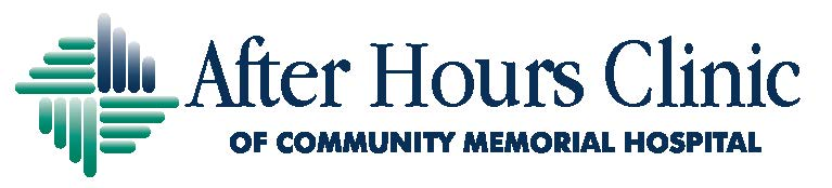 After Hours Clinic of Community Memorial Hospital logo