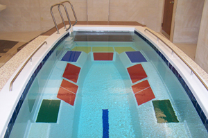 Aquatic Therapy Pool at CMH